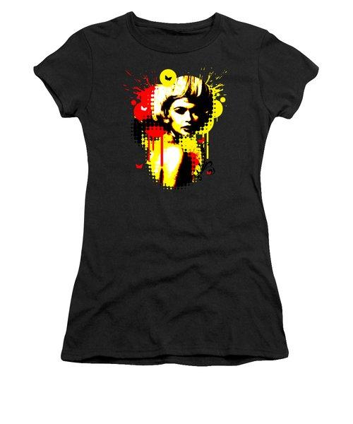 Butterfly Headcase Women's T-Shirt