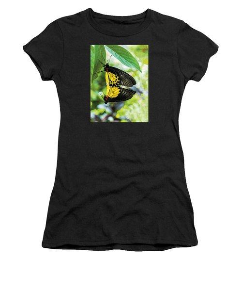Butterfly Mating Women's T-Shirt