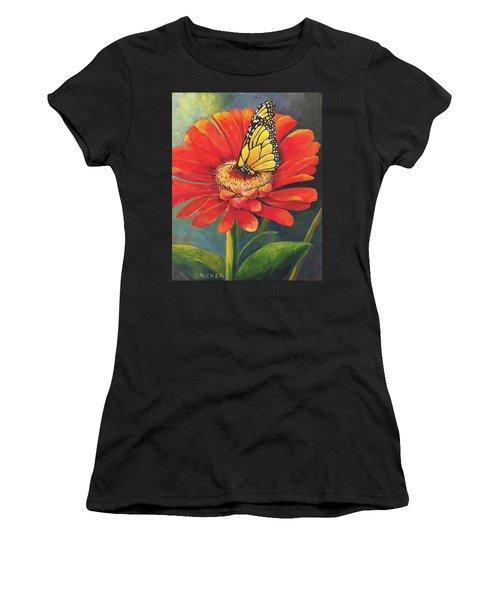 Butterfly Rest Women's T-Shirt