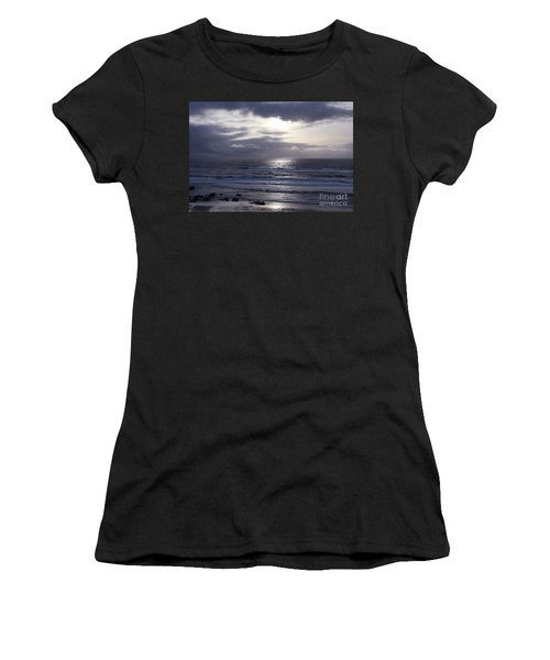 By The Silvery Light Women's T-Shirt (Athletic Fit)