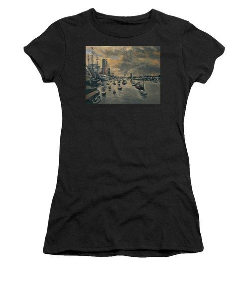 Bye Bye Sail Amsterdam Women's T-Shirt