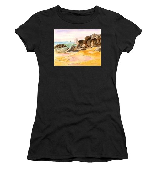Cabo San Lucas Women's T-Shirt (Athletic Fit)