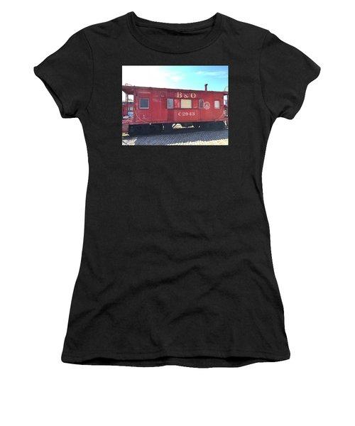 Caboose Women's T-Shirt