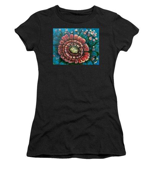Cactus # 2 Women's T-Shirt (Athletic Fit)