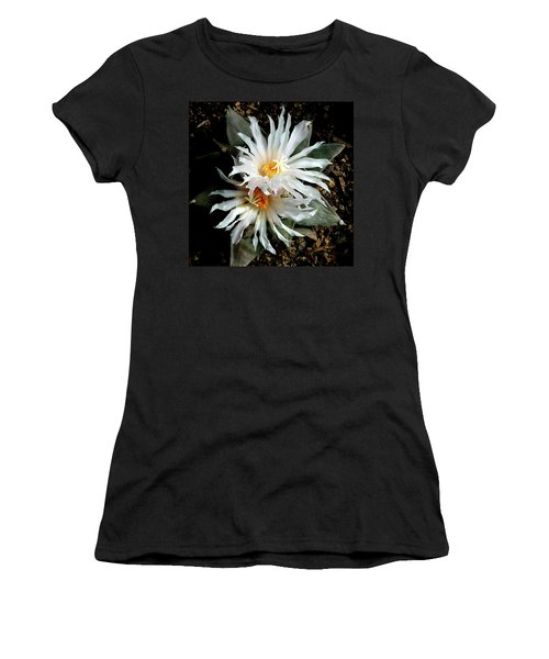 Cactus Flower 7 2 Women's T-Shirt