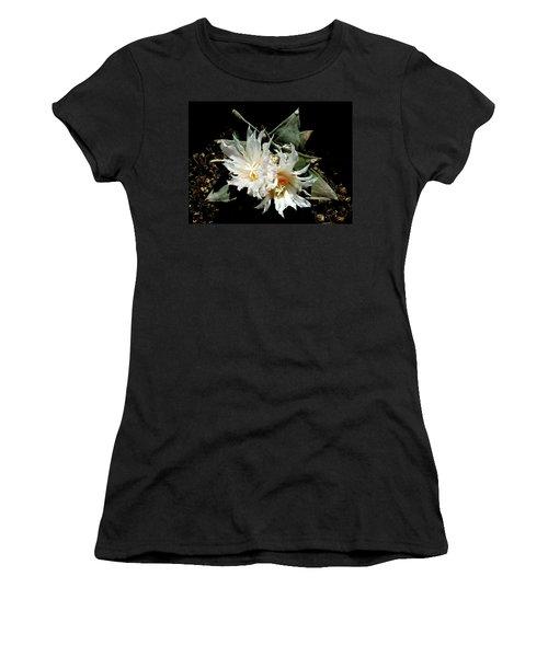 Cactus Flower 9 2 Women's T-Shirt