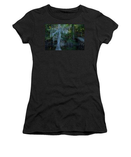 Caddo Lake #1 Women's T-Shirt