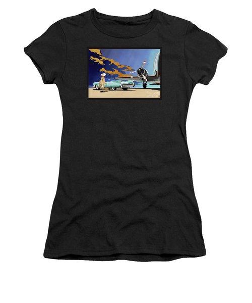 Cadillac Eldorado 1959 Women's T-Shirt