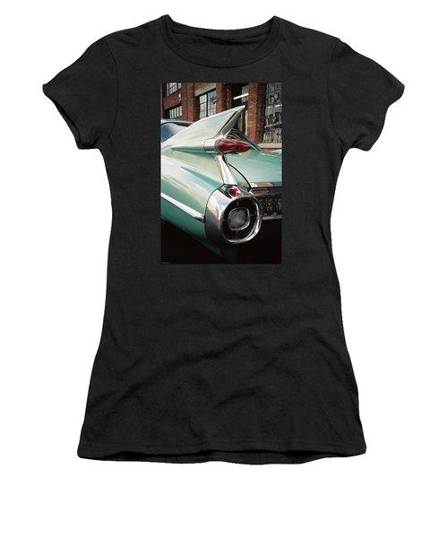 Cadillac Fins Women's T-Shirt