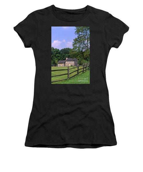 1e140 Caesar Creek Pioneer Village Photo Women's T-Shirt