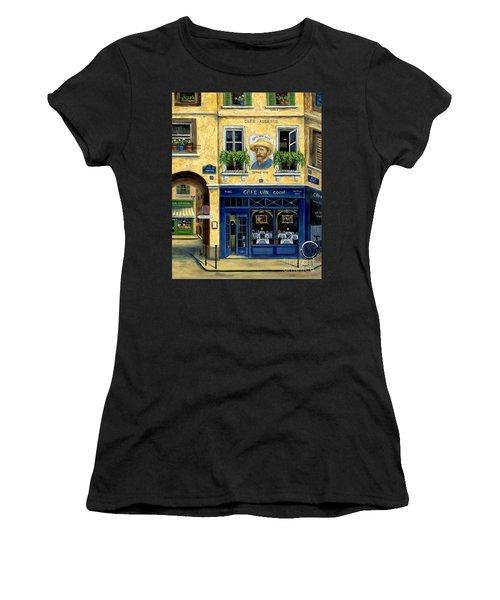 Cafe Van Gogh Women's T-Shirt