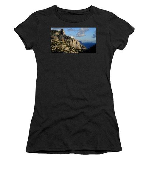 Calanque De Sugiton Women's T-Shirt
