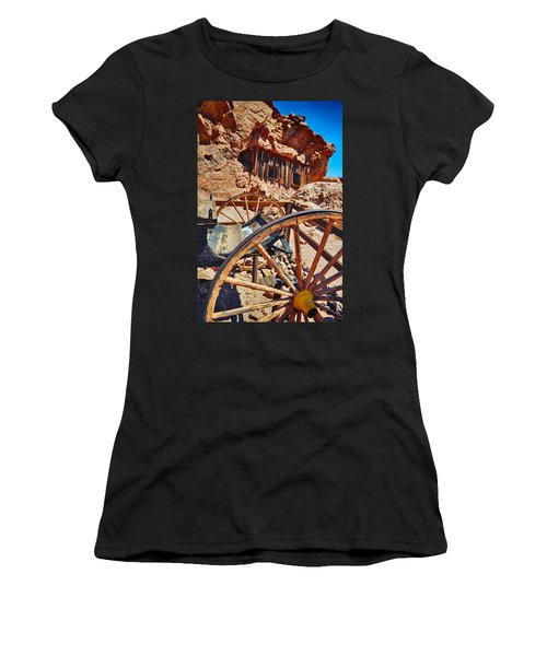 Calico Ghost Town Mine Women's T-Shirt