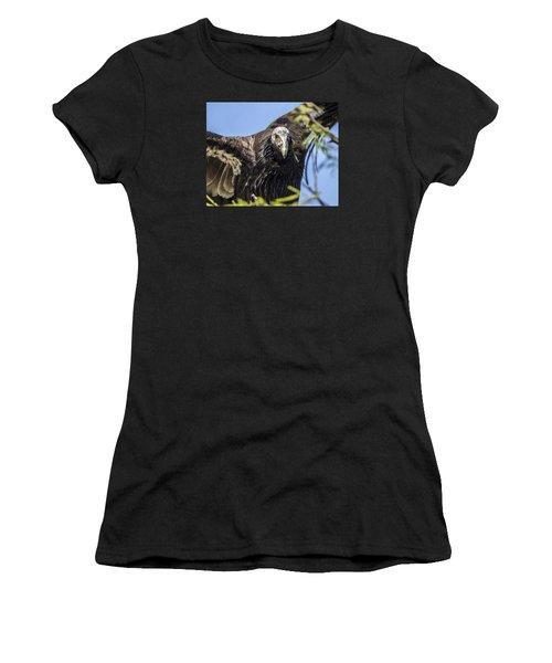 California Condor Portrait Women's T-Shirt