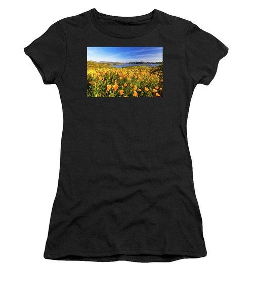 California Dreamin Women's T-Shirt