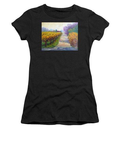 California Wine Country Women's T-Shirt