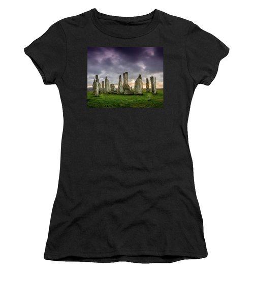 Callanish Stone Circle, Scotland Women's T-Shirt