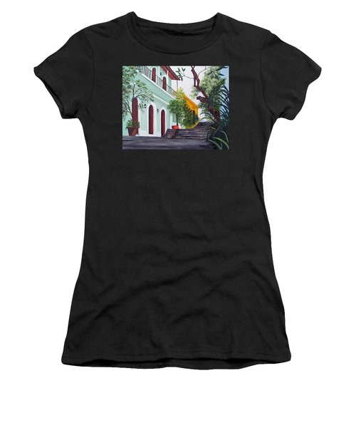 Callejon Del Hospital Women's T-Shirt