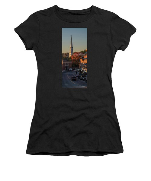 Camden Steeple Women's T-Shirt