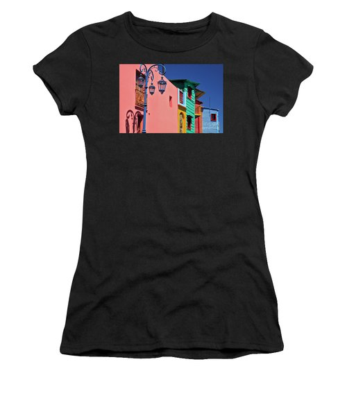 Caminito Women's T-Shirt (Athletic Fit)
