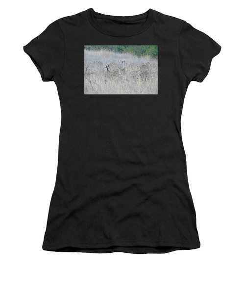 Camouflaged Women's T-Shirt