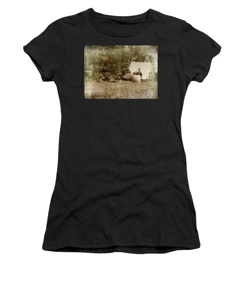 Camp Life Women's T-Shirt (Athletic Fit)