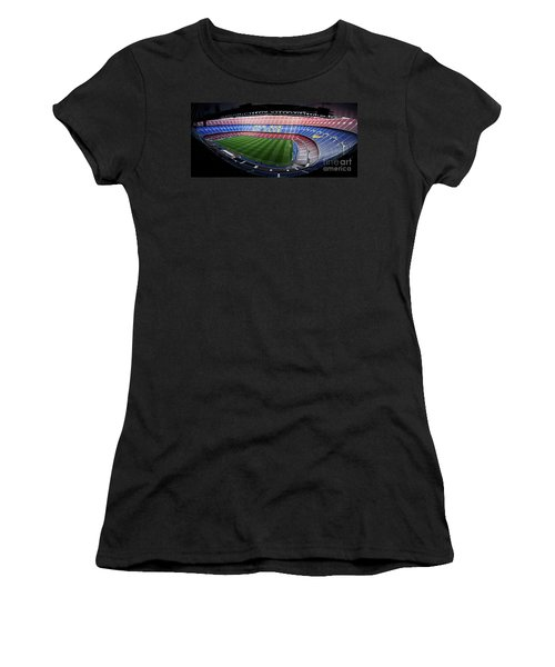 Camp Nou Women's T-Shirt