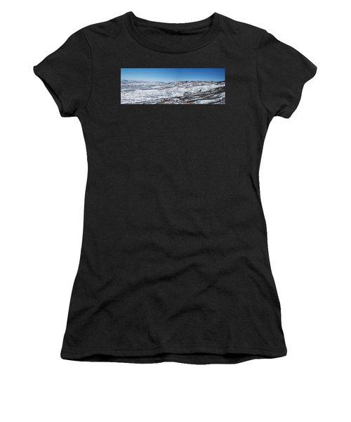 Can You Spot The Volcano Women's T-Shirt