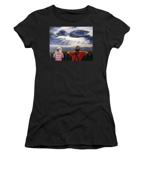 Canadian Prairies Women's T-Shirt