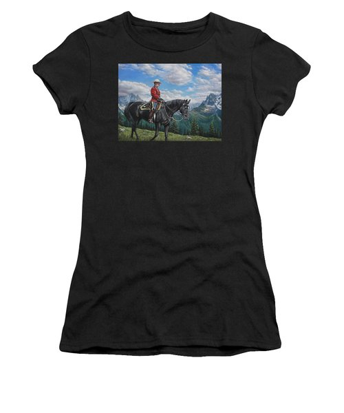 Canadian Majesty Women's T-Shirt