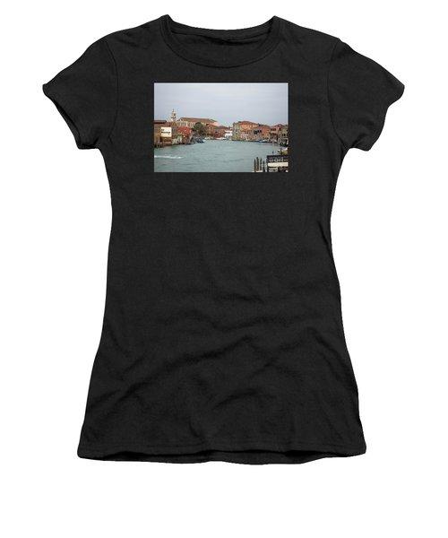 Canal Of Murano Women's T-Shirt