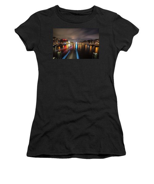 Canal Streaking IIi Women's T-Shirt
