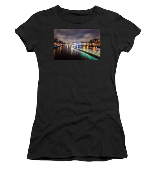 Canal Streaking Iv Women's T-Shirt