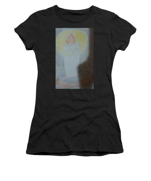 Candle Women's T-Shirt