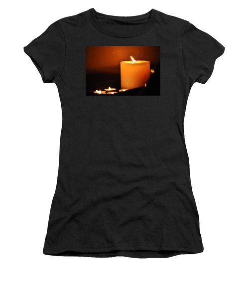 Candlelight Women's T-Shirt