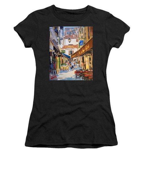 Cannes Women's T-Shirt (Athletic Fit)