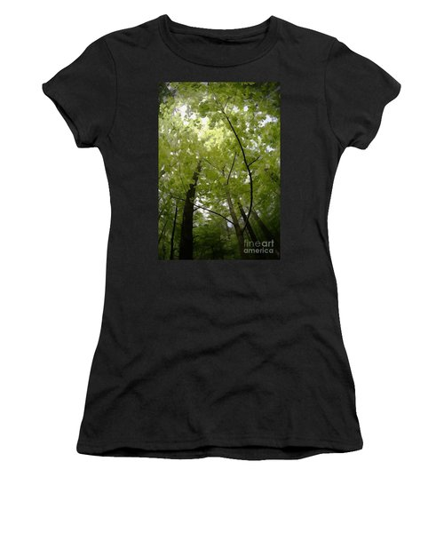 Canopy Women's T-Shirt (Athletic Fit)