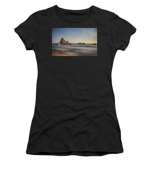Women's T-Shirt featuring the photograph Can't Take My Mind Off Of You by Laurie Search