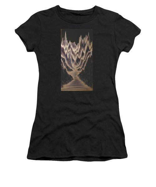 Canyon Of Light Women's T-Shirt (Athletic Fit)