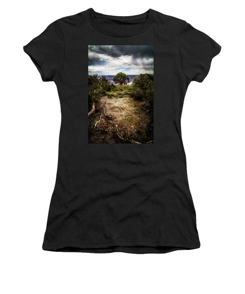Canyon Sentinel Women's T-Shirt (Athletic Fit)