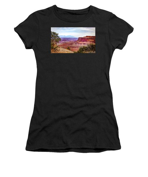 Women's T-Shirt featuring the photograph Canyonlands National Park by James Woody