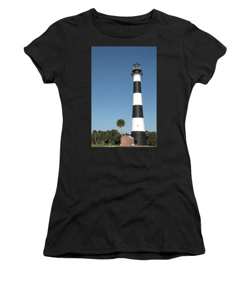 Cape Canaveral Lighthouse  Women's T-Shirt