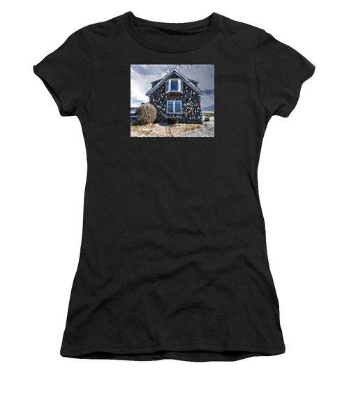 Cape Cod Christmas Bulbs Women's T-Shirt (Athletic Fit)