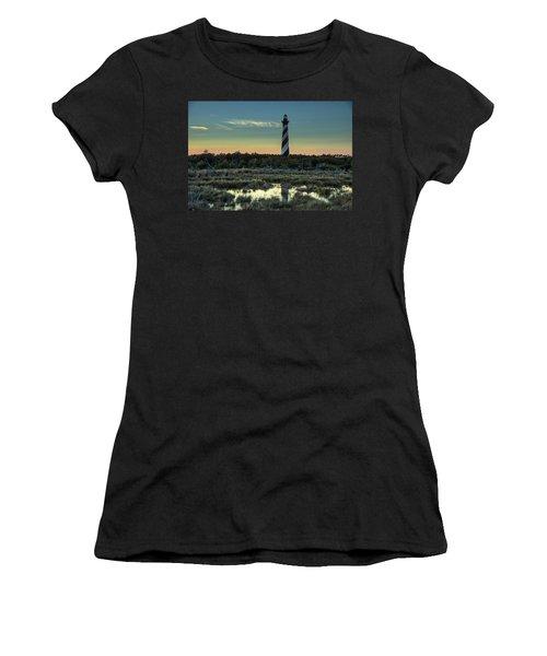 Cape Hatteras Sunset Women's T-Shirt