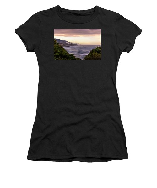 Cape Perpetua, Oregon Coast Women's T-Shirt