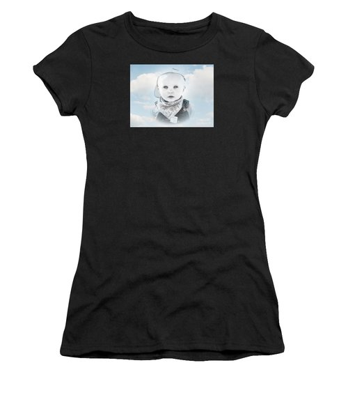 Captain Of The Sea Women's T-Shirt (Athletic Fit)