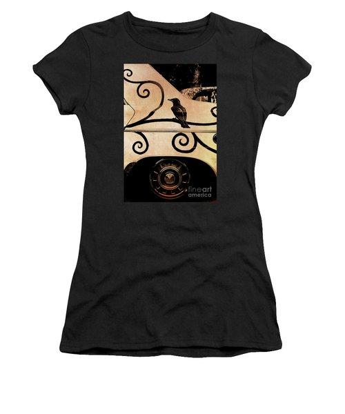 Car Art Women's T-Shirt (Athletic Fit)