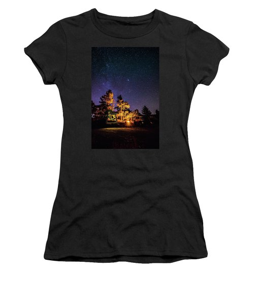 Car Camping Women's T-Shirt