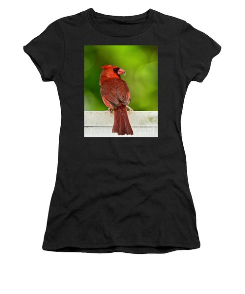 Cardinal Red Women's T-Shirt