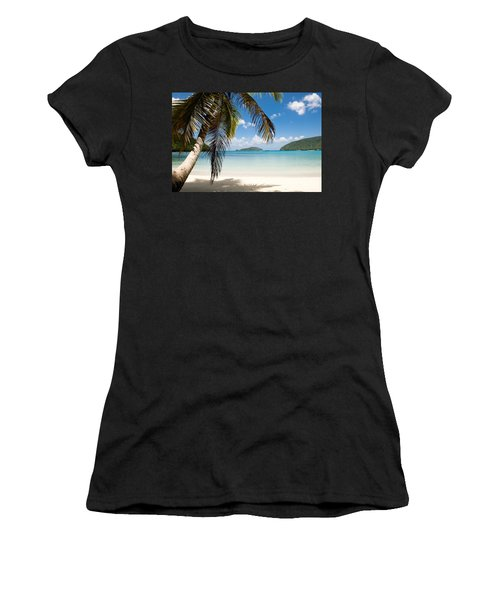 Caribbean Afternoon Women's T-Shirt (Athletic Fit)